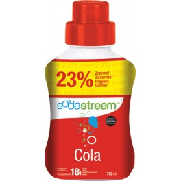 SodaStream Cola szörp, 750ml