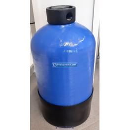 BlueSoft BS40HM Mobil rendszerfeltöltő vízlágyító, egyoszlopos kézi reg.
