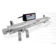 Aquazone S52 UV lámpa vízvezetékre, ipari