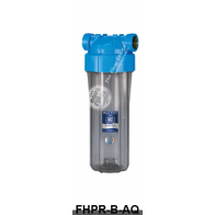 """Aquafilter szűrőház 1/2"""" csatl. FHPR12-B-AQ"""