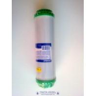 Aktívszenes + KDF antibakteriális szűrő betét