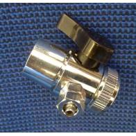 Fém váltócsap csapra köthető CTF víztisztítóhoz