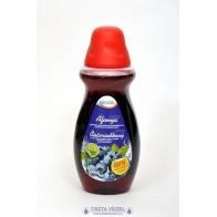 Áfonya gyümölcs szörp, 1:23, 500 ml