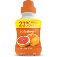 SodaStream Pink Grapefruit szörp 750ml