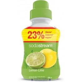 SodaStream Citrom-Lime szörp, 750ml