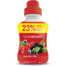 SodaStream Erdei gyümölcs szörp, 750ml