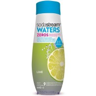 SodaStream WATERS ZEROS Lime szörp 440 ml