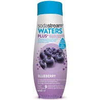 SodaStream WATERS PLUS Áfonya szörp 440 ml