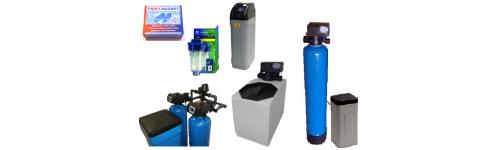 Vízlágyító, vízkő mentesítő berendezések