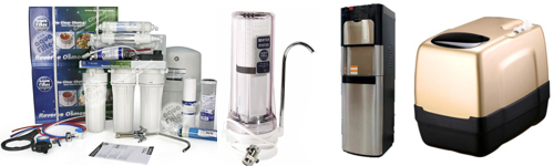 Víztisztítók, vízszűrők irodai és céges célokra