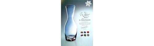 WaterStar kristály pohár és kancsó - Dr. Masaru Emoto ajánlásával