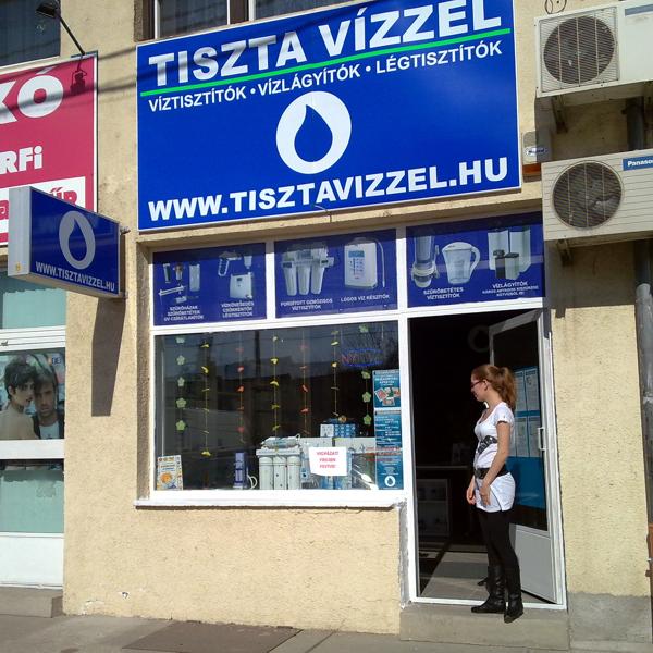 TisztaVízzel.hu Zugló