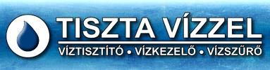 TisztaVízzel.hu víztisztító webshop
